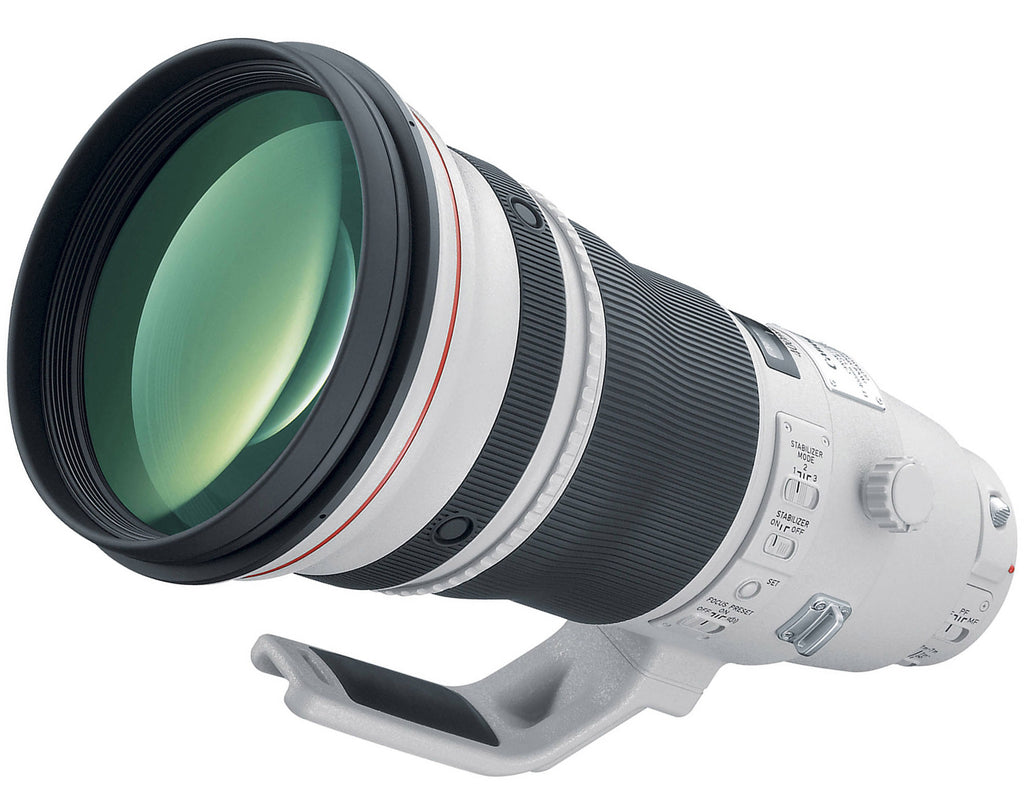 EF 400mm f/2.8 L II IS USM