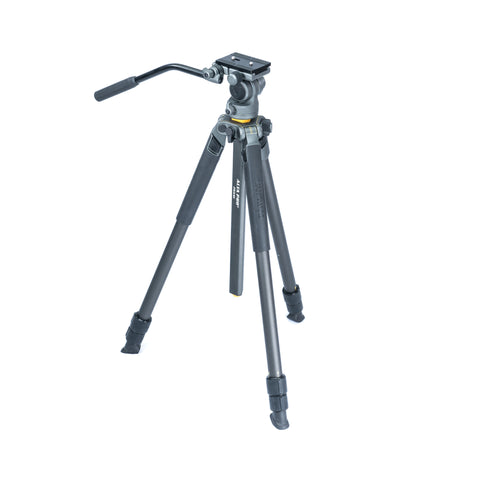 ALTA PRO 2 263AV ALUMINUM TRIPOD WITH LIGHTWEIGHT VIDEO HEAD