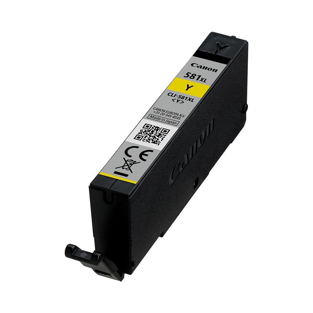 Canon CLI581XL Yellow