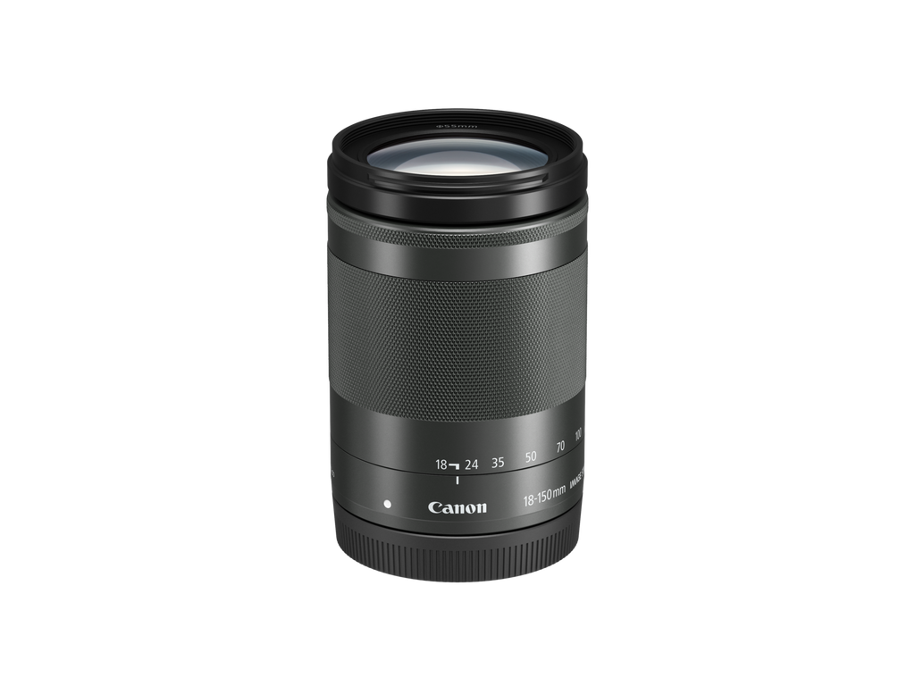 Canon EF-M 18-150 f3.5-6.3 IS STM