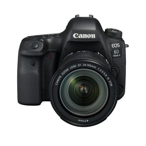 EOS 6D MARK II + EF 24-105 IS STM