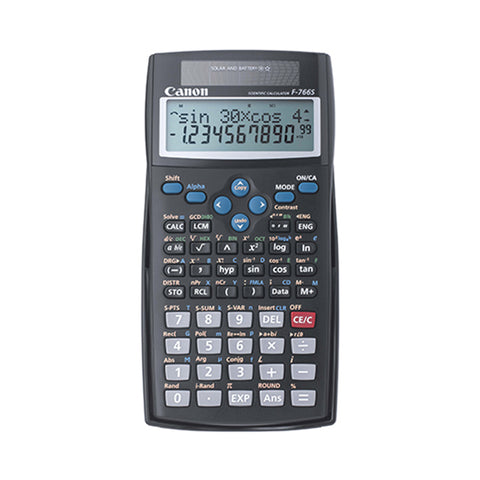 Scientific Calculator F766S