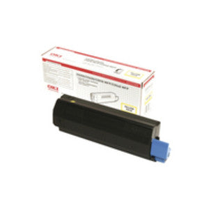Toner OKI C5250 - Yellow