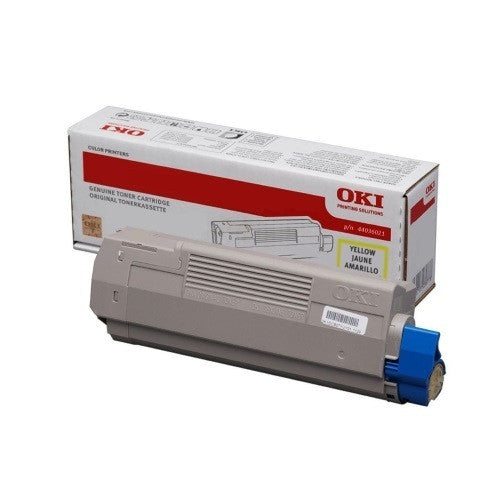 Toner OKI C910/C910DM - Yellow