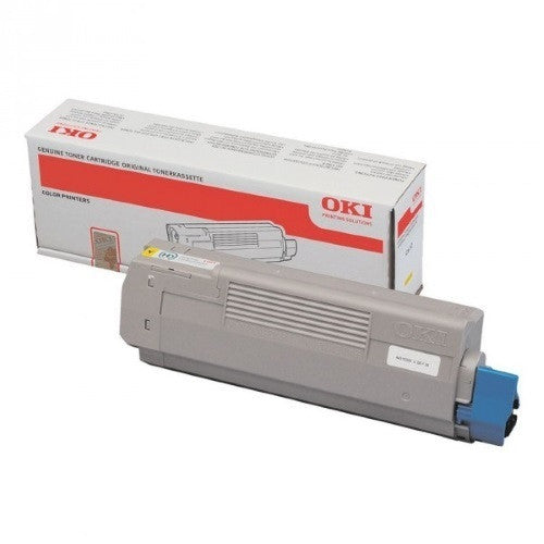Toner OKI C831/841/C831DM -Yellow