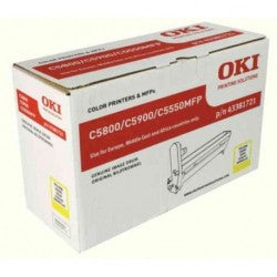 Drum OKI C58/C59 Yellow