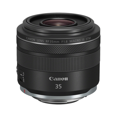 Canon RF 35mm f/1.8 MACRO IS STM