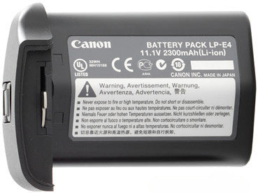 Battery Pack LP-E4