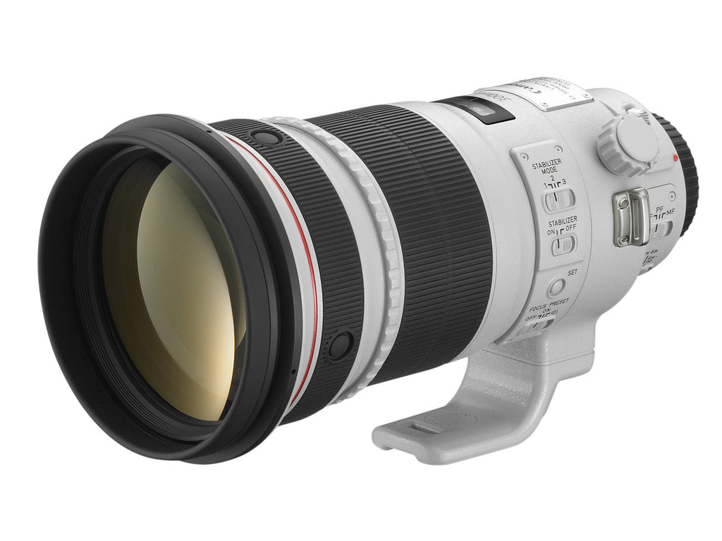 EF 300mm f/2.8 L IS II USM