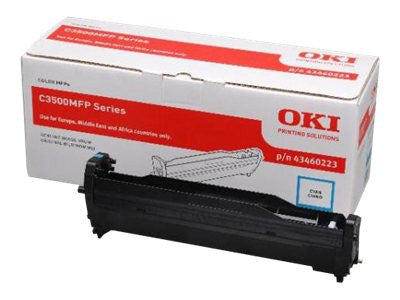 Drum OKI C3520/3530/MC360 Cyan