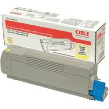 Toner OKI MC363 / C332 Yellow