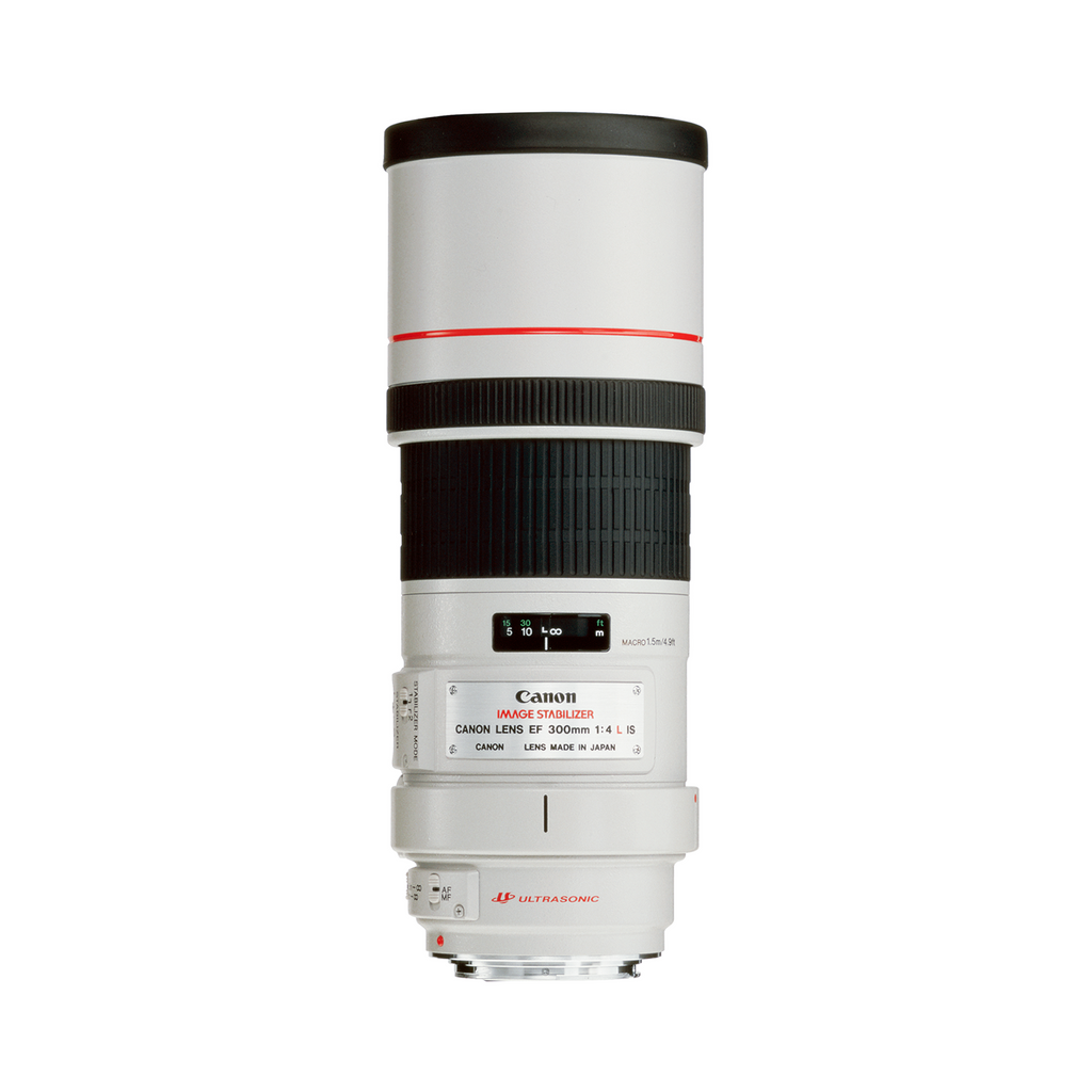 Canon EF300mm f/4.0 L IS USM