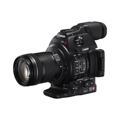 EOS C100 Mark II + 18-135