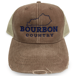 Bourbon Country  Cap (122)