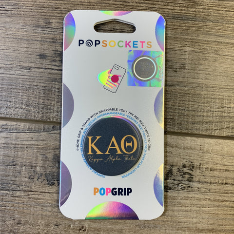 Kappa Alpha Theta - Pop Socket