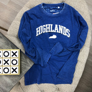 Highlands Long Sleeve Tee