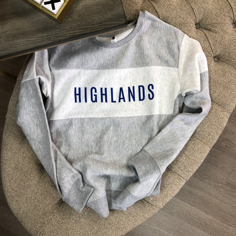 Highlands Premium Crew Sweatshirt