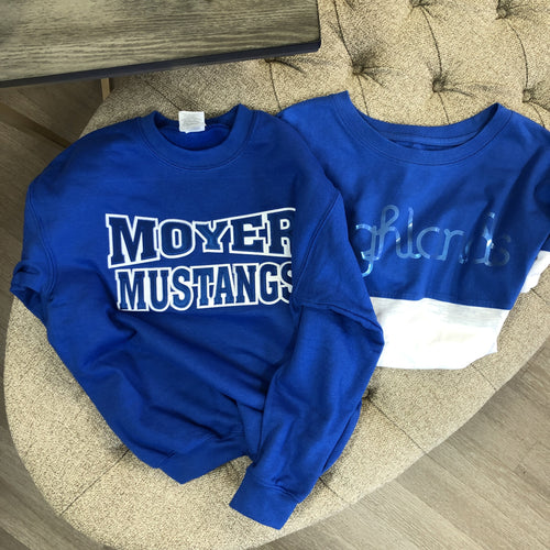 Moyer Mustangs (Youth)