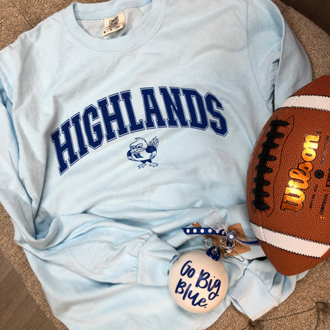 Highlands Every Event Long Sleeve Tee