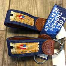 Fort Thomas Custom Embroidered Key Fob