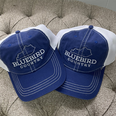 Bluebird Country Trucker Cap
