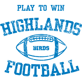 "HHS Football ""PLAY TO WIN!"" vintage tshirt - cir. 1980"