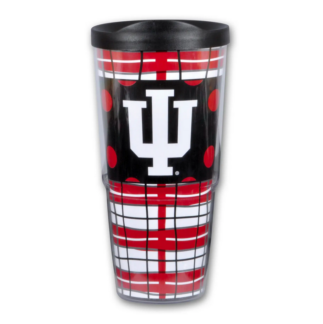 University of Indiana 24oz Tumbler