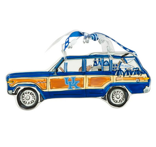 UK Wagoneer Ornament
