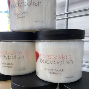 Thirsty Skin Body Polish