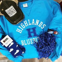 Highlands Crew Sweatshirt