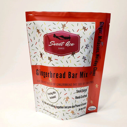 Sweet Ace Cakes — Gingerbread Bar Mix