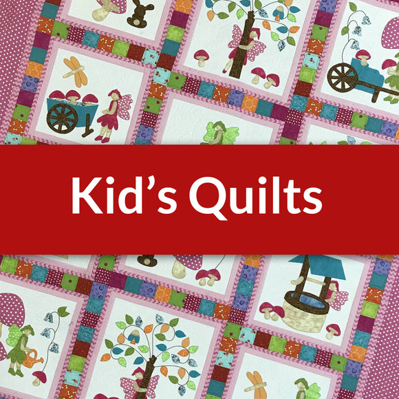 Kid's Quilts