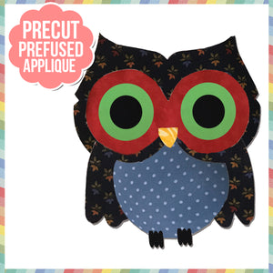 Ollie 9 Laser Cut Pre Fused Applique Quilt Kit