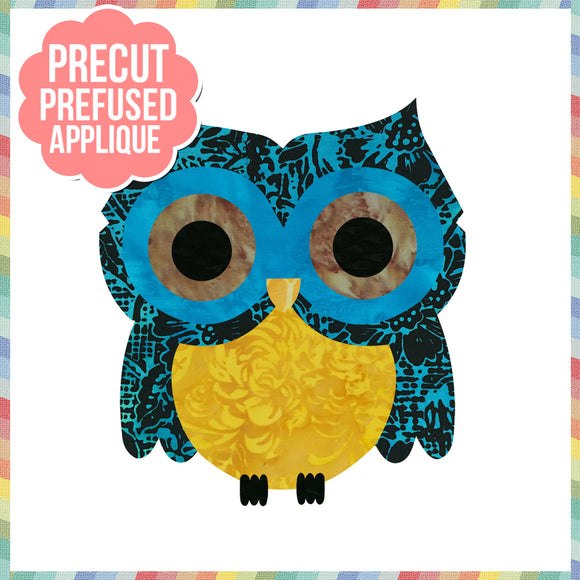 Ollie 7 Laser Cut Pre Fused Applique Quilt Kit