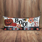 Halloween Boo! (October) Laser Cut Pre Fused Applique Quilt Kit