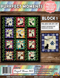 Purrfect Moments - Individual Blocks