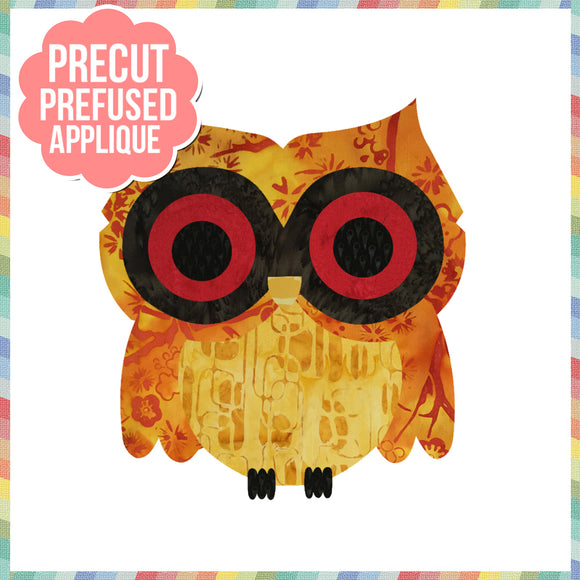 Ollie 6 Laser Cut Pre Fused Applique Quilt Kit