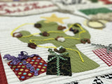 Merry Christmas, Y'all Laser Cut Pre Fused Applique Quilt Kit