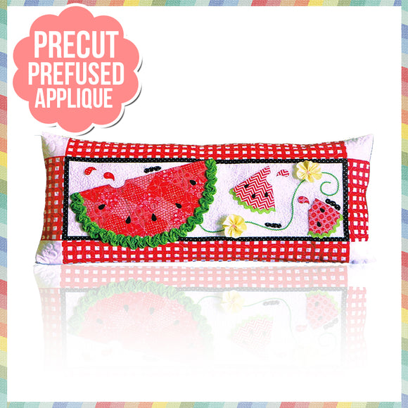 Slice of Summer (June) Laser Cut Pre Fused Applique Quilt Kit