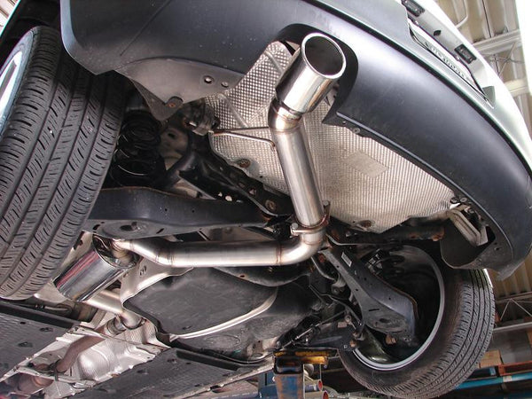 golf gti mk    catback exhaust ultimate racing