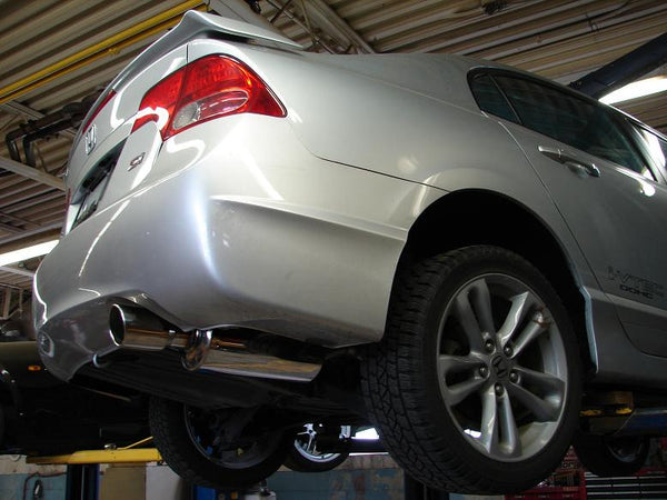 "Civic Si (06-11) 3"" Catback Exhaust 
