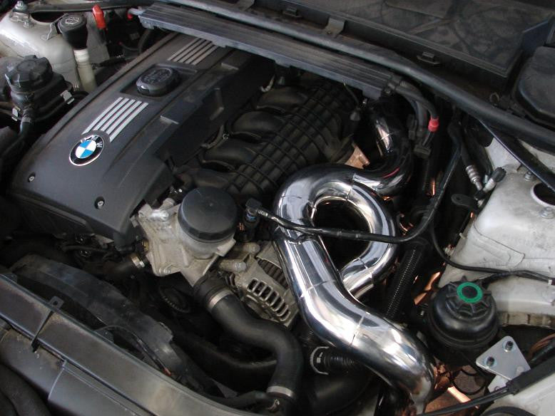 335 Coupe (E92 07-10), 335 Sedan (E90 07-10) Cold Air Intake System