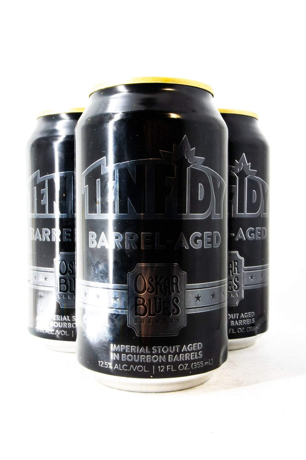 Find and buy Oskar Blues Barrel-Aged Ten Fidy at Beer Republic. Europe's no.1 store for the best craft beer from America, United States, Russia, New Zealand, Canada, Norway, Estonia, The Netherlands, Holland, Spain, Belgium, Latvia, Sweden, like ipa, stout, porter, barley wine, pale ale, blond, quadrupel, hard seltzer, dark, light beer and more.