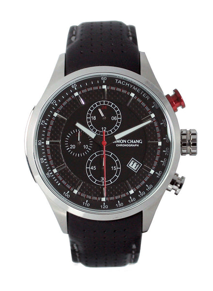 Simon Chang SC210.3BLK Chronograph
