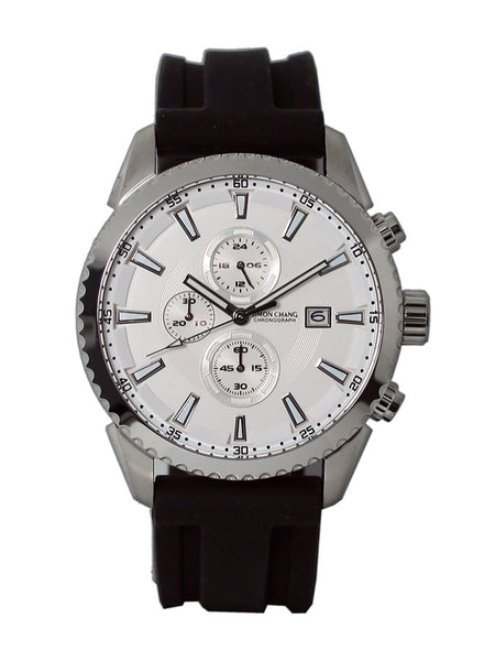 Simon Chang SC211.2WHT Chronograph