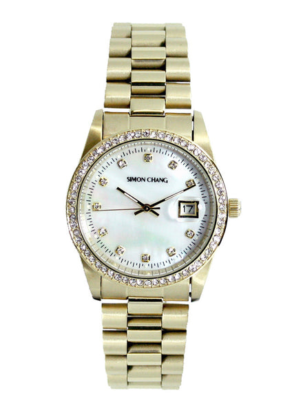 Simon Chang SC236.8WHT Ladies Fashion