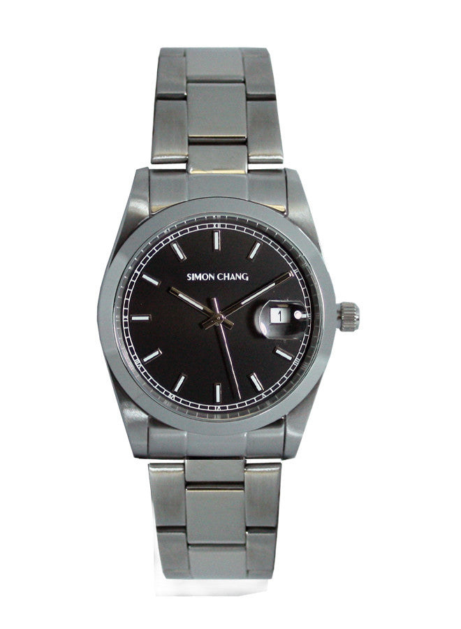 Simon Chang SC240.4 Black large date