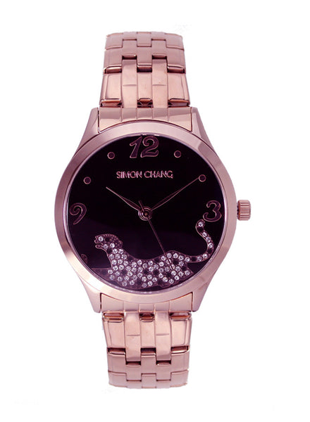 Simon Chang SC385.9BLK Fashion