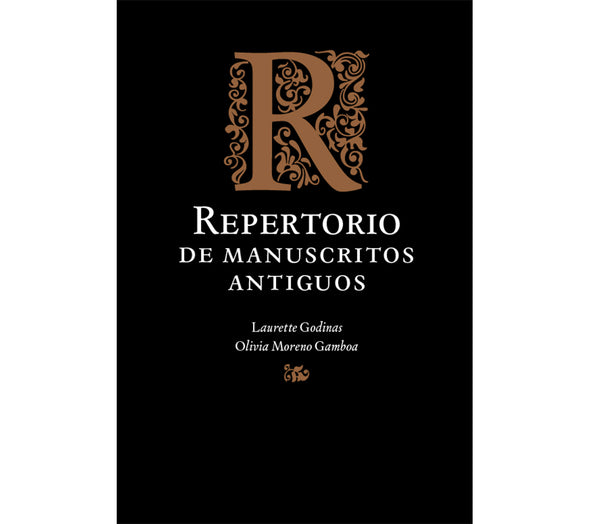 Repertorio de manuscritos antiguos