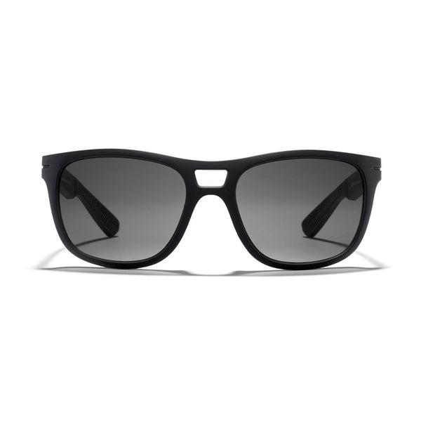 Matte Black Frame - Carbon (Polarized) Lens